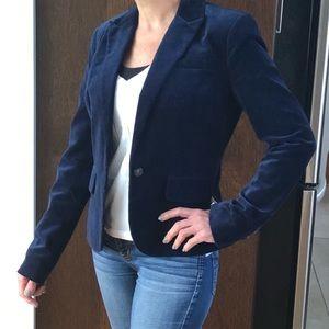 Bleu blazer